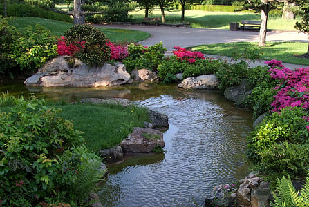 Water Features Services Red Deer