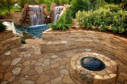 Landscaping Stonework Services Red Deer